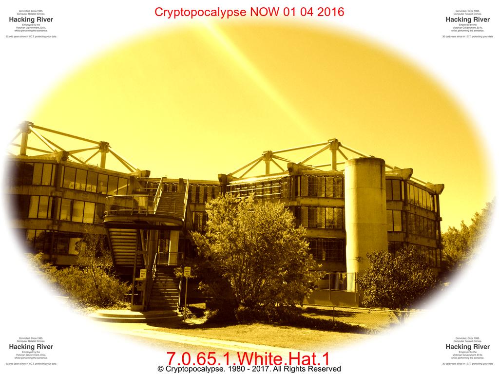 Cryptopocalypse NOW 01 04 2016 on iTunes